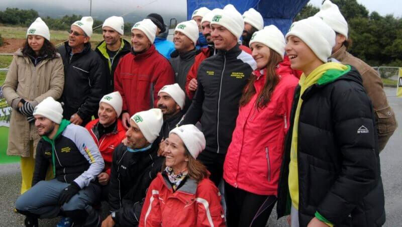 Green Running Team