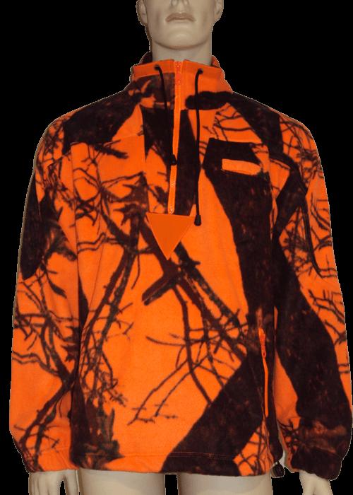 Univers – 9411 – Camo-Orange
