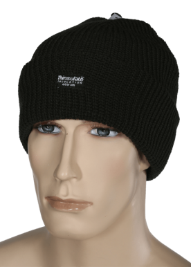 A-Z - Thinsulate Hat - Black