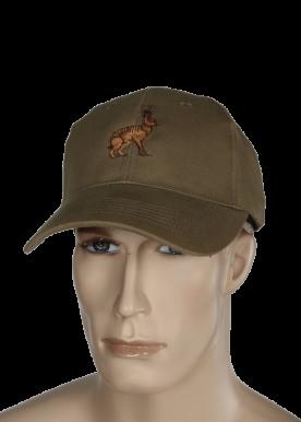 Hunting Cap - Rabbit Run - Khaki