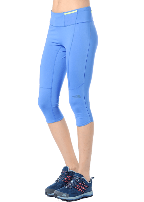 North Face – W Better Than Naked Capri – Blue