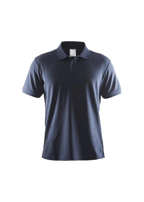 Craft – Polo Pique Classic M – Blue