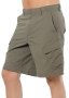 North Face – M Horizon Short – Brown – Detail01