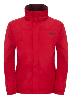 North Face - M Resolve Jacket - Red