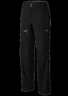 Mountain Hardwear - Men's Stretch Ozonic Pant - Black