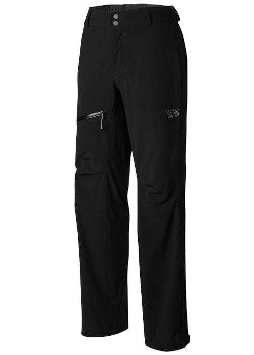 Mountain Hardwear – Men's Stretch Ozonic Pant – Black