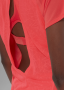 North Face – M Better Than Naked T-Shirt W – Detail02 – Red