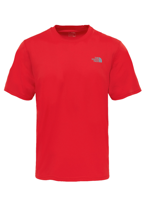 North Face – M Flex Ss – Red