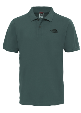 North Face - M Polo Piquet - Green