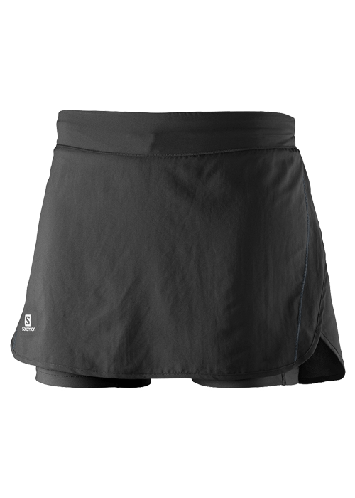 Salomon – Agile Skirt W – Black