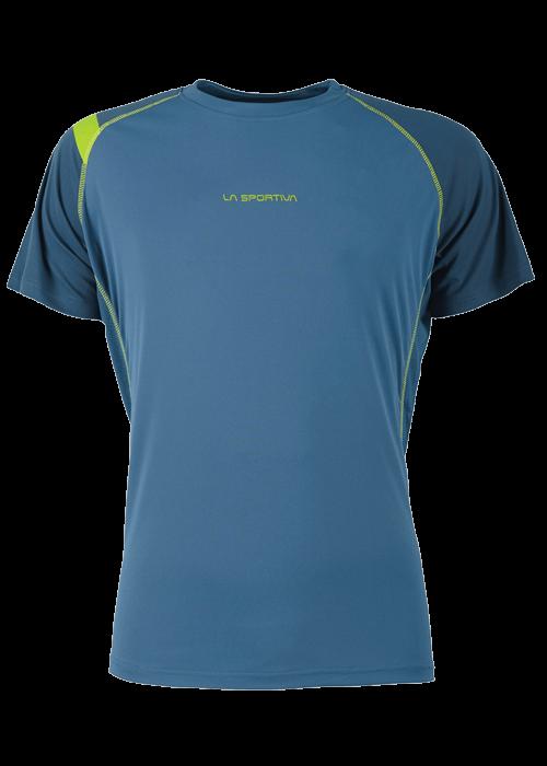 La Sportiva – Motion T-Shirt M Mountain Running – Blue