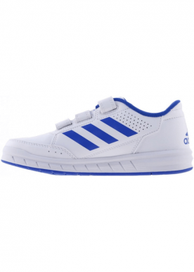 Adidas - Altasport Cf Kids - White-Blue