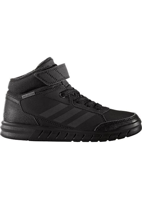 Adidas – Alta Sport Mid El Kids – Black