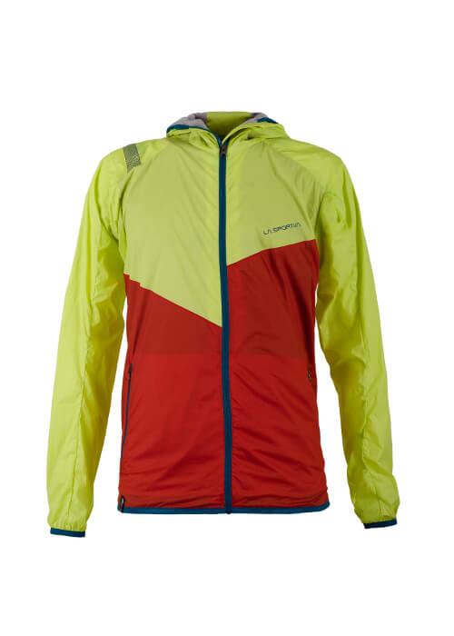 La Sportiva – Joshua Tree Jacket Climbing Apparrel M – Yellow