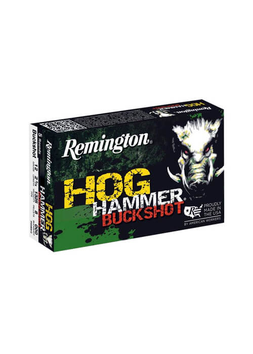Remington – Express Hog Hammer Buckshot
