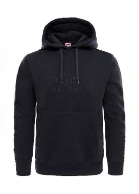 The North Face - Drew Peak Pullover Hoodie M - Black