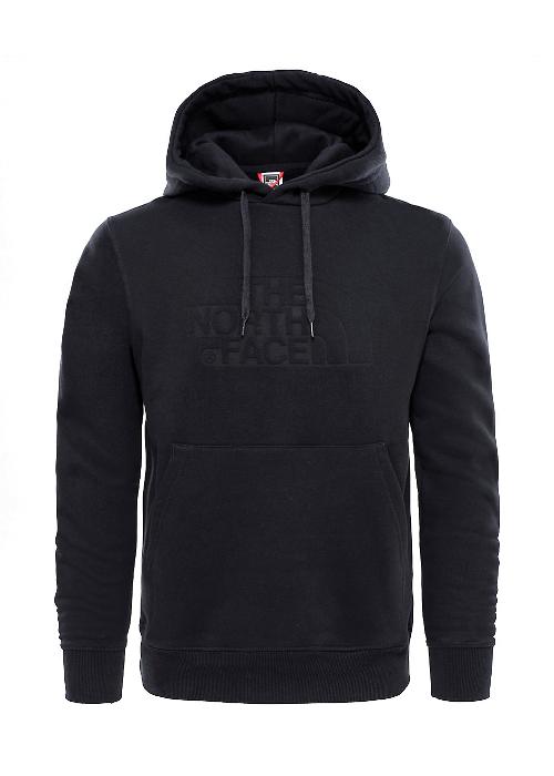The North Face – Drew Peak Pullover Hoodie M – Black