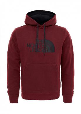 The North Face - Drew Peak Pullover Hoodie M - Bordeaux