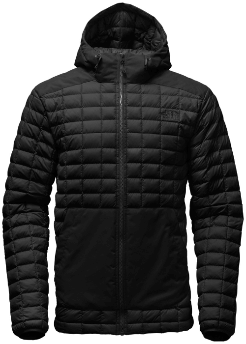 The North Face – Thermoball Hooded Tnf M – Black