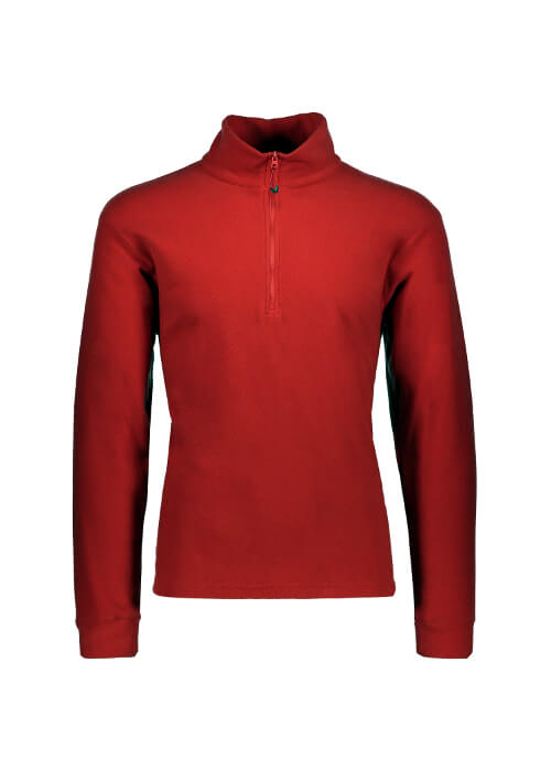 CMP – Fleece Sweat W – Red