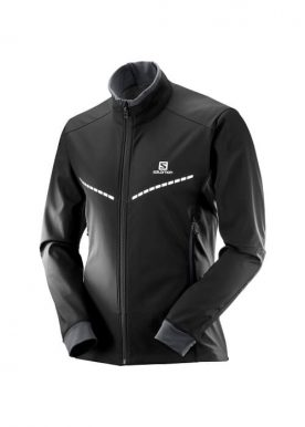 Salomon - Equipe Tr Jacket M - Black