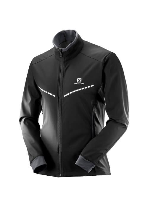 Salomon – Equipe Tr Jacket M – Black