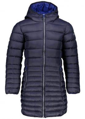 CMP - Girl Fix Hood Coat - Blue