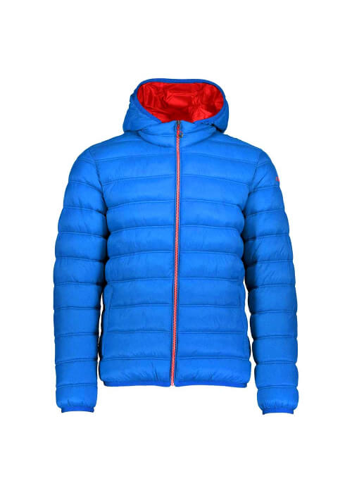 CMP – Fix Hood Down Jacket W – Light Blue