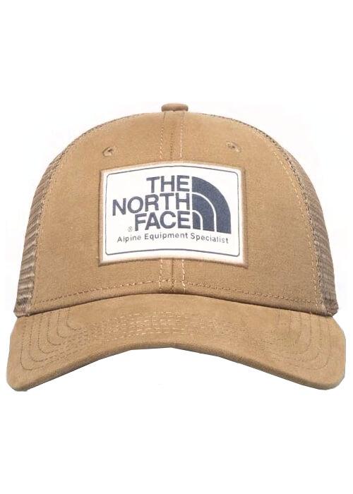 The North Face – Mudder Trucker Hat – Brown
