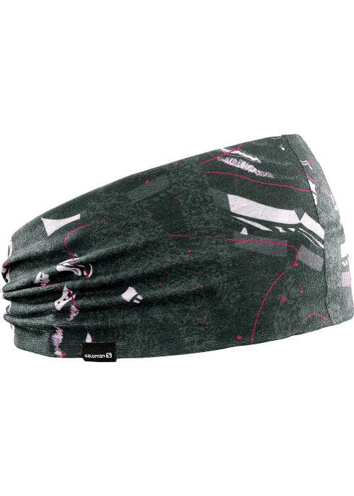 Salomon – Light Headband – Grey