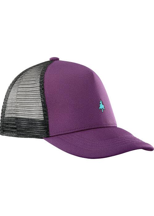 Salomon – Summer Logo Cap M – Purple