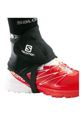 Salomon - Trail Gaiters Low - Black