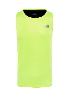 The North Face - Ambition Tank M - Yellow