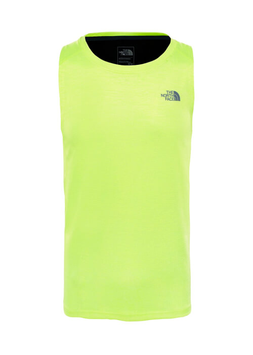 The North Face – Ambition Tank M – Yellow