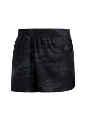 Adidas - Response Split Shorts - Black - b