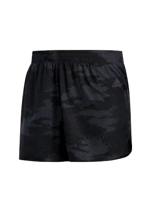 Adidas – Response Split Shorts – Black – b
