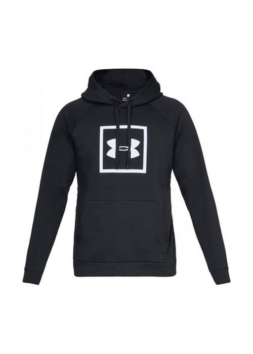 Under Armour – Ua Rival Fleece Logo Hoodie M – Black