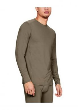 Under Armour - Ua Tactical Crew Base Long Sleeve Shirt M - Beige
