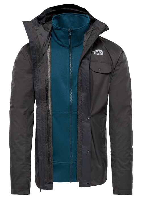 The North Face – Tanken Triclimate M – Dark Grey