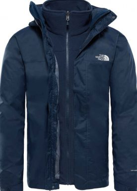 The North Face - Evolve II Triclimate Jacket M - Dark Blue
