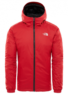 The North Face - Quest Insulated Jacket M - Red