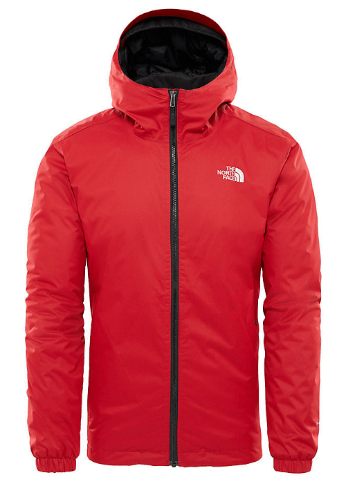 The North Face – Quest Insulated Jacket M – Red