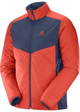 Salomon - Drifter Mid Jacket M - Red