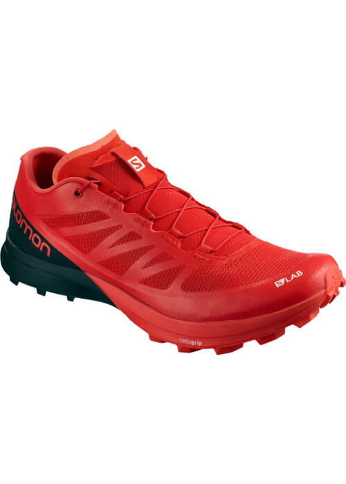 Salomon – S-Lab Sense 7 Sg – Red