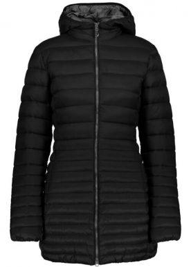 Cmp - Winter Coat With Hood W - Black